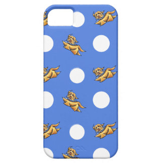 Pois de bleu de Havanese Coque iPhone 5 Case-Mate