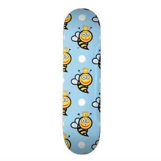 Pois mignon de reine des abeilles, de bleus layett