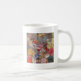 Poisson clown et anémones mug