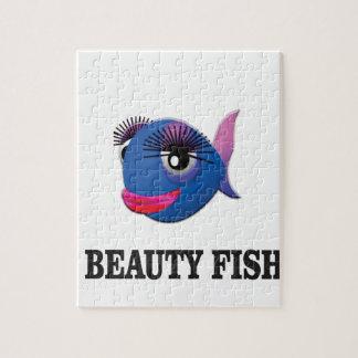poissons de beauté puzzle