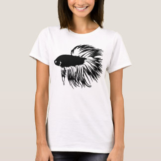 Poissons de Betta T-shirt