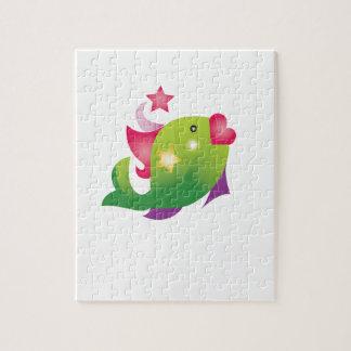 poissons de charme puzzles