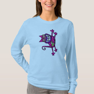 Poissons de chat t-shirt