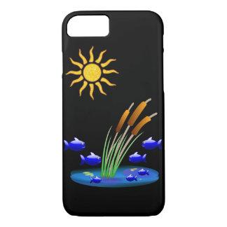 Poissons de coques iphone