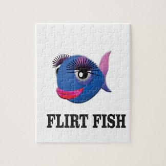 poissons de flirt puzzles