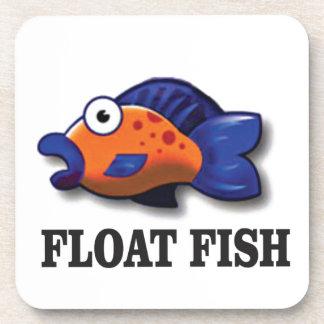 poissons de flotteur sous-bocks