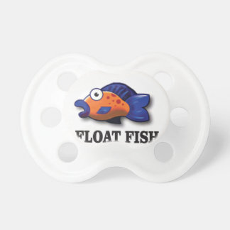 poissons de flotteur sucettes pour bébé