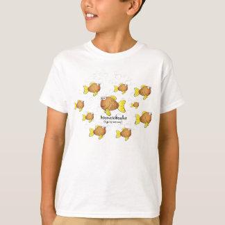 Poissons de Homeschooler T-shirt