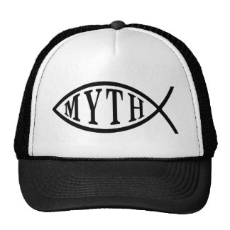 Poissons de mythe casquettes