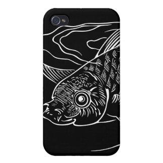 Poissons de plongée coque iPhone 4