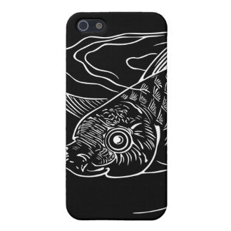 Poissons de plongée iPhone 5 case
