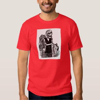 """Poissons de transport squelettiques"" circa 1900's T-shirt"