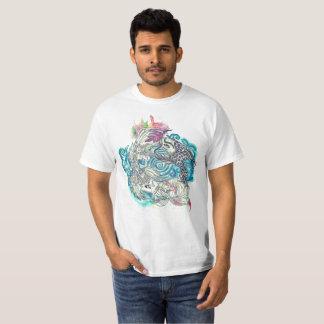 Poissons de Yin Yang Koi T-shirt
