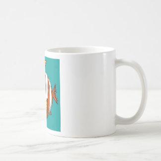 poissons mug