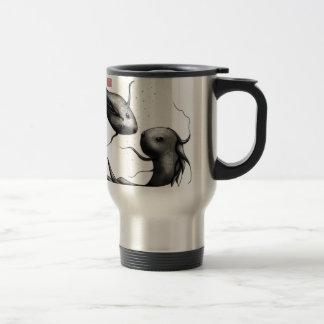 Poissons Mug De Voyage