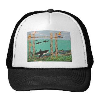Poissons ne mordant pas aujourd'hui casquettes