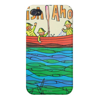 Poissons oh ! coque iPhone 4 et 4S