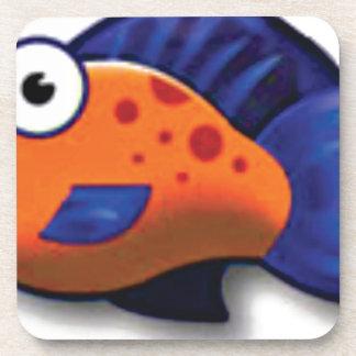 poissons repérés sous-bock