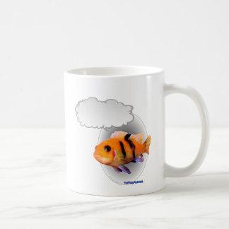 Poissons tropicaux parlants mug