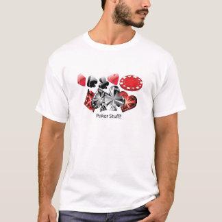 Poker heart t-shirt