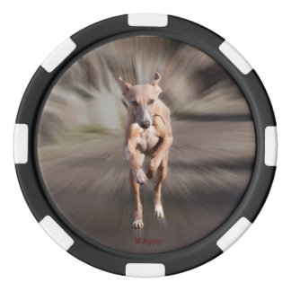 Pokerchip de whippet lot de jeton de poker