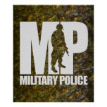 Police militaire poster