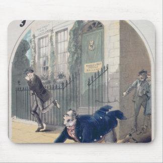 Police ! Police ! Couverture de livre de chanson,  Tapis De Souris