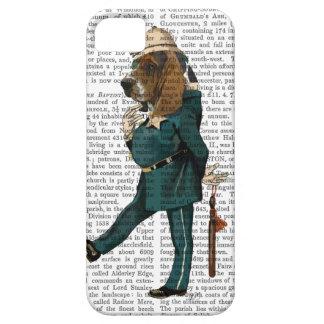 Policier de Basset Hound Étui iPhone 5