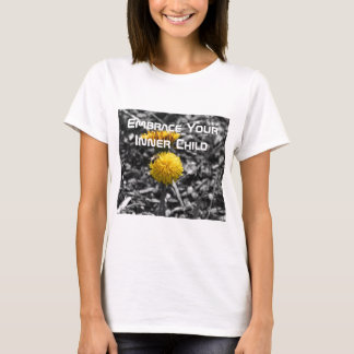 Pollinisation tôt de ressort t-shirt