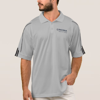 Polo Chemise du nord de logo d'Adidas NCMA le Texas