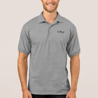 Polo CPhT - customisé