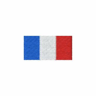 Polo de la France - drapeau français brodé