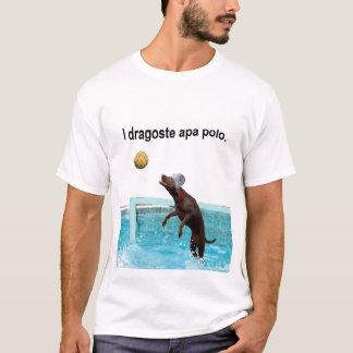 Polo d'eau d'amour du Roumain I T-shirt