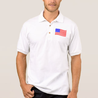 Polo Drapeau des USA
