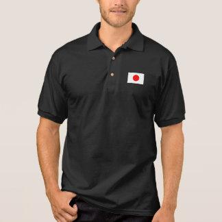 Polo Drapeau du Japon