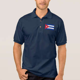 Polo Drapeau du monde du Cuba