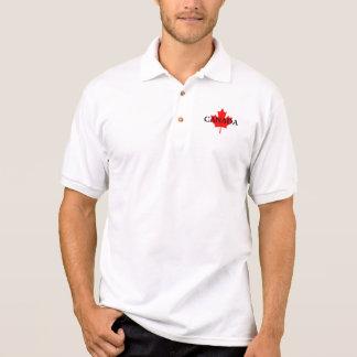 Polo du CANADA Polo