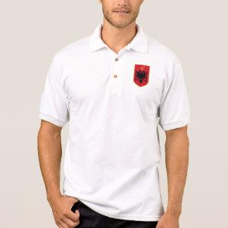 Polo emblème de l'Albanie