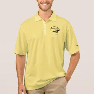 Polo fait sur commande d'affaires de logo de polo