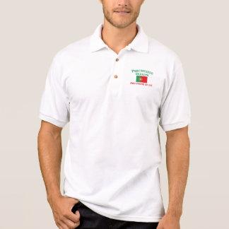 Polo Grand-papa portugais fier