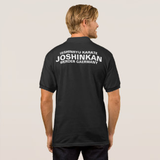 Polo Isshinryu carat, Joshinkan, Poloshirt