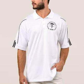 Polo La chemise colletée des hommes