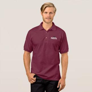 Polo La chemise des hommes de logo de NEBTR