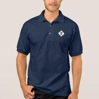 Polo Polo d'OMSC (bleu)