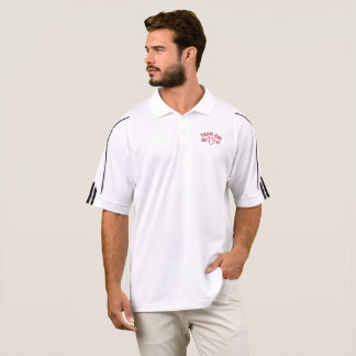 Polo Polo du golf des hommes d'Ari d'équipe
