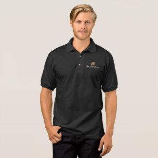 Polo Polo du Jersey des hommes de Knowledgent