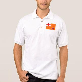 Polo Polo orange d'ordre