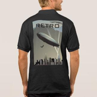 Polo Rétro polo d'horizon de zeppelin