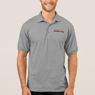 Polo Tee - shirt et polo de logo de poche de ville de