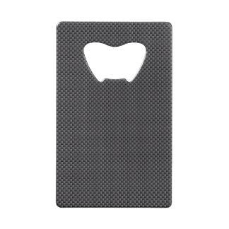 Polymère noir et gris de fibre de carbone